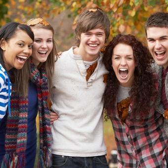 Kinder/Jugendliche in der Pubertät