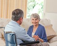 Hilfsangebote für pflegende Angehörige