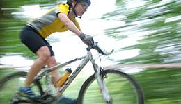 Spezialfahrrad - reichlich sportlich